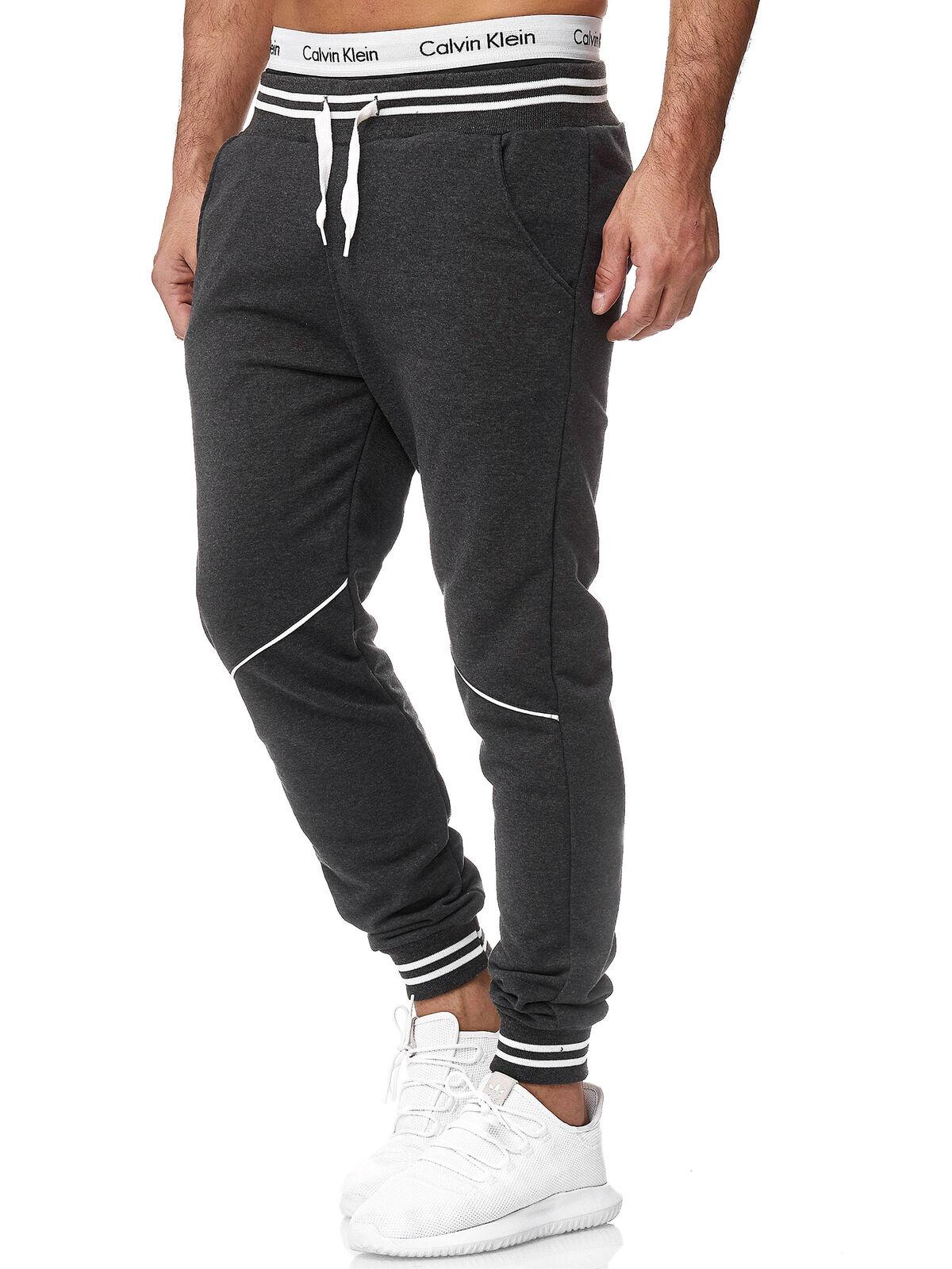 Code47 Men/'s Jogging Pants Tracksuit Bottoms Sports Fitness Gym Training S