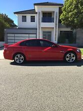 2008 Holden commodore VE SV6 Tuart Hill Stirling Area Preview