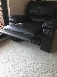 Leather Recliner Chair Beverly Hills Hurstville Area Preview