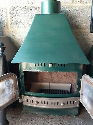 used cast iron woodburning stoves