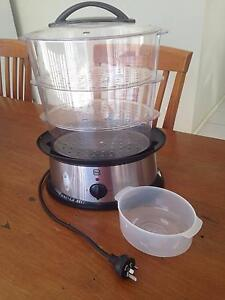 HOMEMAKER 3 TIER STEAMER- USED  GREAT CONDITION- ALL ITEMS Kareela Sutherland Area Preview