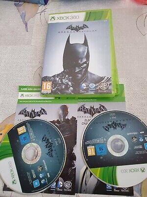 Batman: Arkham Origins (Microsoft Xbox 360, 2013) - European Version for sale  Shipping to Nigeria