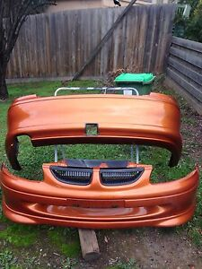 Holden commodore VT S pack bumpers Eltham Nillumbik Area Preview