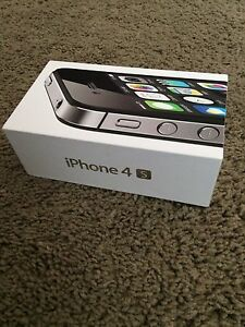 iPhone 4S - Black