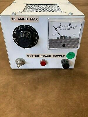 Variable Ac Power Supply