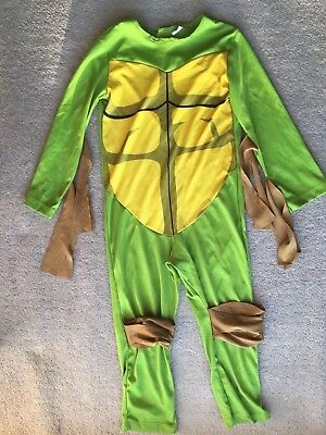 Teenage Ninja Mutant Turtles Outfit Age 5-7 by Dekker Great for Child Playtimes ](Turtle Costume For Kids)
