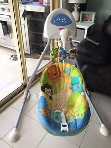 Automatic rocker fisher price $50 Helensburgh Wollongong Area Preview