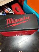 Milwaukee tool box  Pacific Pines Gold Coast City Preview