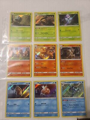 POKEMON TCG! COMPLETE DETECTIVE PIKACHU FULL 18 Card set with promos! All M/NM