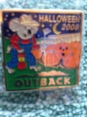 Outback Steakhouse Koala Pin Halloween 2008](Outback Halloween)