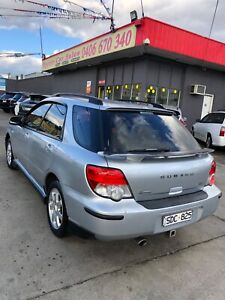 Subaru Impreza 2003 RX AWD %%% 9 MONTH REGO & RWC%%% 4 cylinder 2.0 LT Dandenong Greater Dandenong Preview