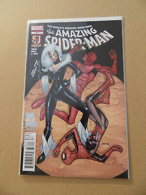 677 . Daredevil / Black Cat App . HOT ! .Marvel  2012 .VF + (Hot Black Cat Marvel)