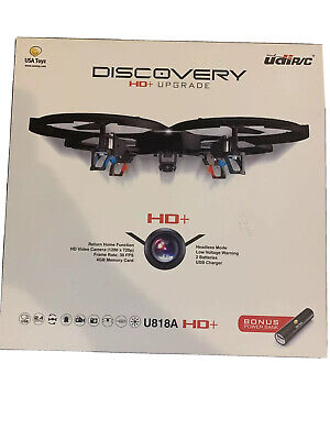 Discovery hd+ upgrade drone