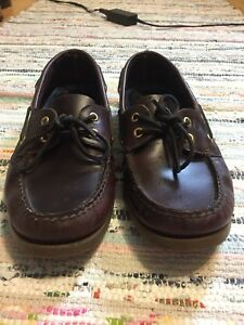 Mens size 9.5 sperry boat shoes