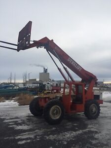 Zoom Boom Dynalift Cheap Forklift