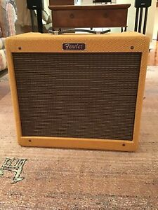 Fender Blues Junior, lacquered tweed