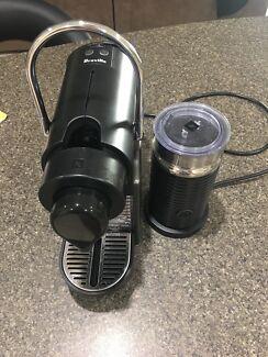 Breville Nespresso Pixie and Aeroccino