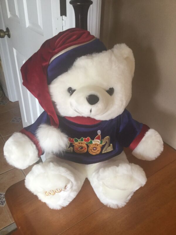 dan dee collectors Teddy Bear 2002