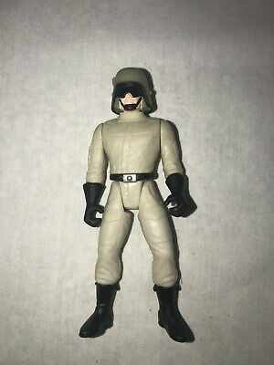 AT-ST Driver Star Wars Power of the Force 1997 Imperial Army Assault Pilot loose