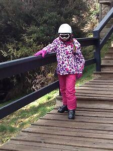 Girls Ski Jacket Sans Souci Rockdale Area Preview