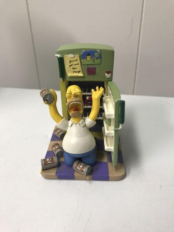 The Simpsons Oh Cruel Fate Homer Sculpture Figurine