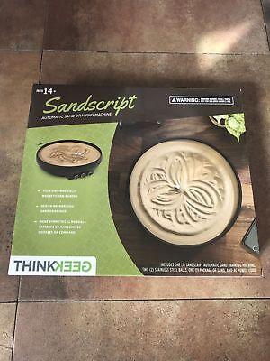 Разное New Sandscript - Automatic Sand