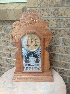 Ansonia Mantle Clock Carisbrook Central Goldfields Preview