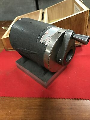 Vintage Collet Master Indexer. Rotating. 5c 916. With Original Box.