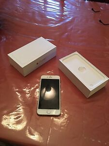 Iphone 6 128 bell silver / white