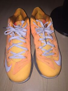 "Lebron 11 ""atomic orange"""
