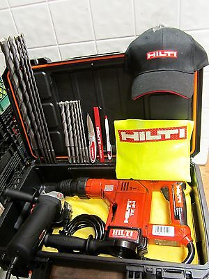 Hilti Te 24 Drill Great Condition Free Extras Made In Germany Fast Shipping