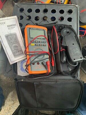 Blue Point Digital Multimeter-automotive Eedm596c