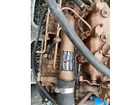 Univesal 3 cyl Diesel; Model 5424 Inboard , Excellent condition