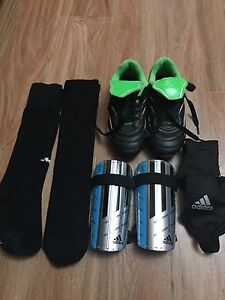 Youth Soccer Cleats, Shin Pads and Socks