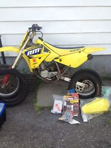 Looking for rm85 parts or parts bike