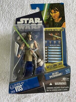 Star Wars The Clone Wars Quinlan Vos CW36