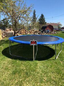 Trampoline for sale $100