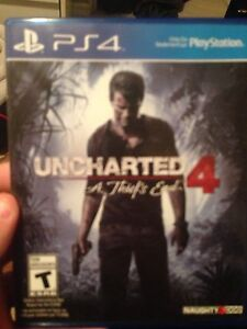 Selling uncharted 4