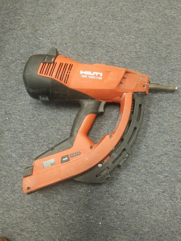 Hilti Gx 120-Me Fully Automatic Gas-Actuated Fastening Tool