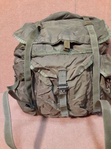 Pre-Owned Large USGI Alice Pack NO Shoulder STRAPS. C-grade Quality