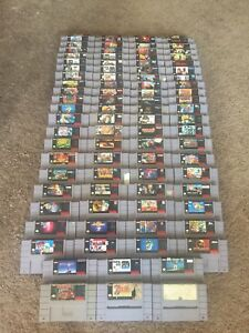 SNES Stuff For Sale