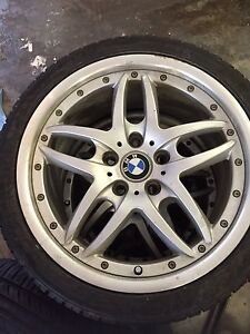 BMW Wheels and Tires - Style 71