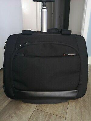 Samsonite laptop office trolley