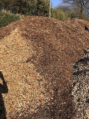 Wood Chip / Mulch / Bulk Bag  (Barnstaple / North Devon