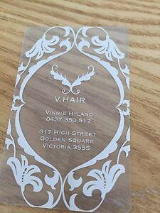 V.Hair West Bendigo Bendigo City Preview