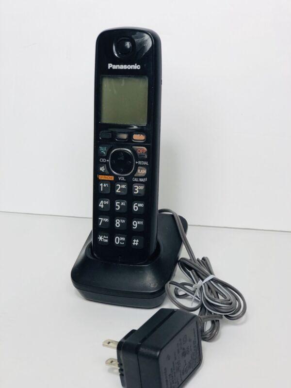 Panasonic KX TGA 660B DECT 6.0 Cordless Handset Phone With Base For TG6641