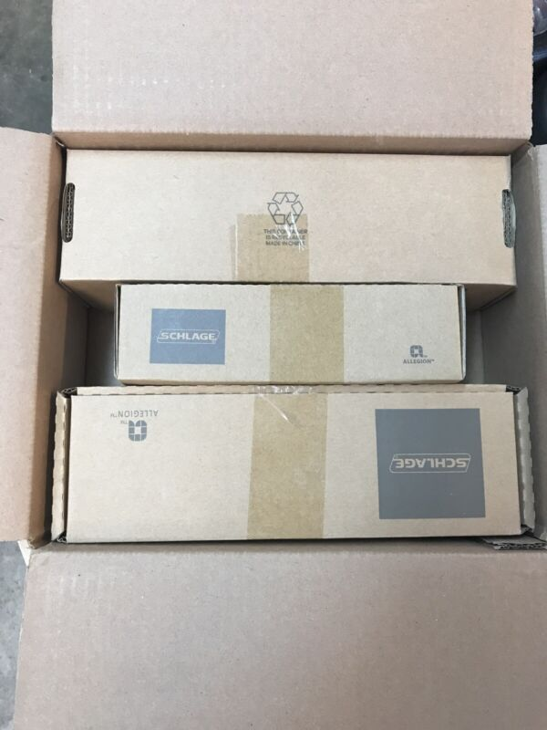 Schlage Electronics M492P Double Electromagnetic Lock - Open Box
