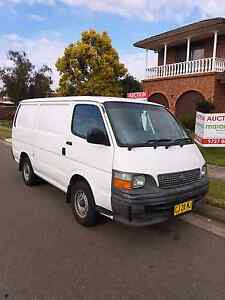 1999 toyota hiace Wetherill Park Fairfield Area Preview