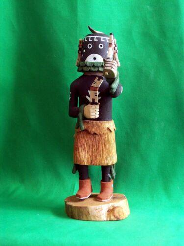 Hopi Kachina Doll - Mastop Kachina by Martin Dallas - Beautiful!