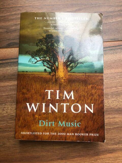 Dirt Music By Tim Winton Fiction Books Gumtree Australia Melbourne City Southbank 1234566407